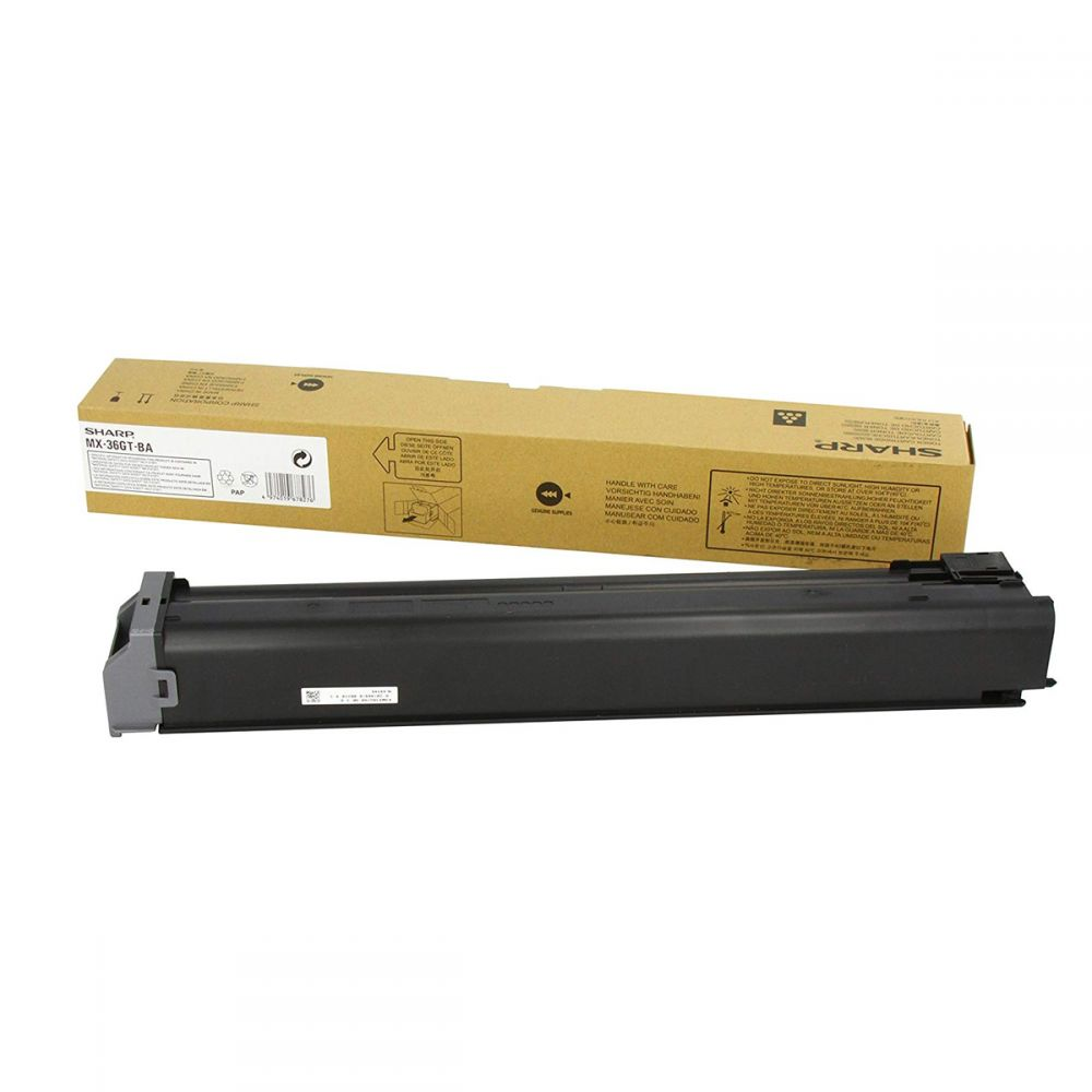 Toner Copier Sharp MX-36GTBA Black 24k Pgs