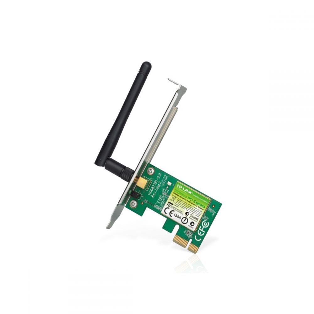 Wireless N PCI Adapter TP-Link TL-WN781ND 150Mbps