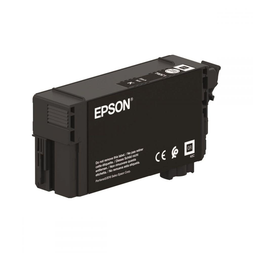 Ink Epson T40C140 Black 50ml