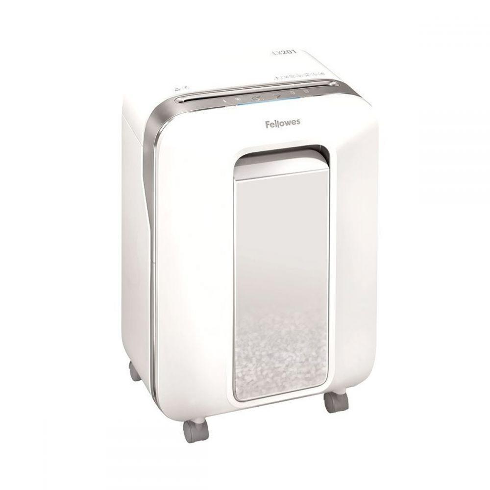 Fellowes Powershred® LX201 Micro-Cut 5050101 White