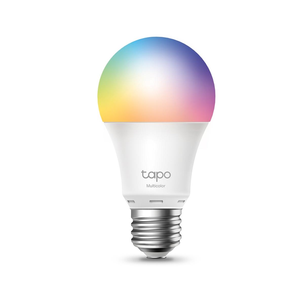 TP-Link Tapo L530E Smart Wi-Fi Light Bulb, Multicolor