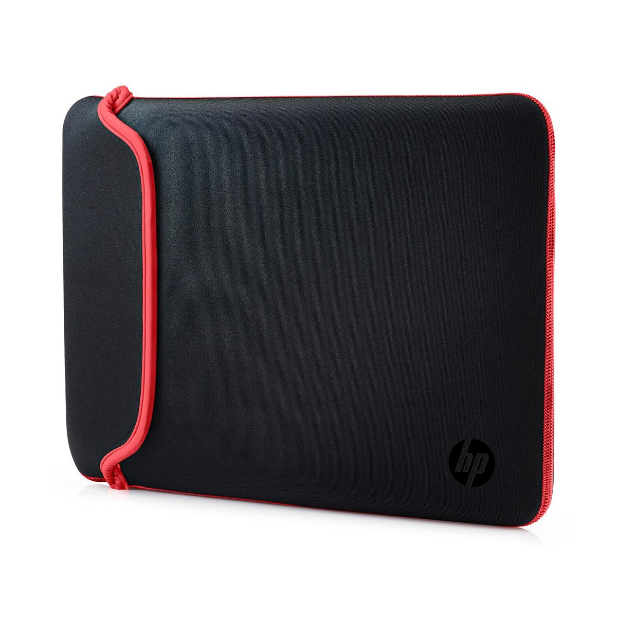 HP 15.6 Black Red Chroma Sleeve