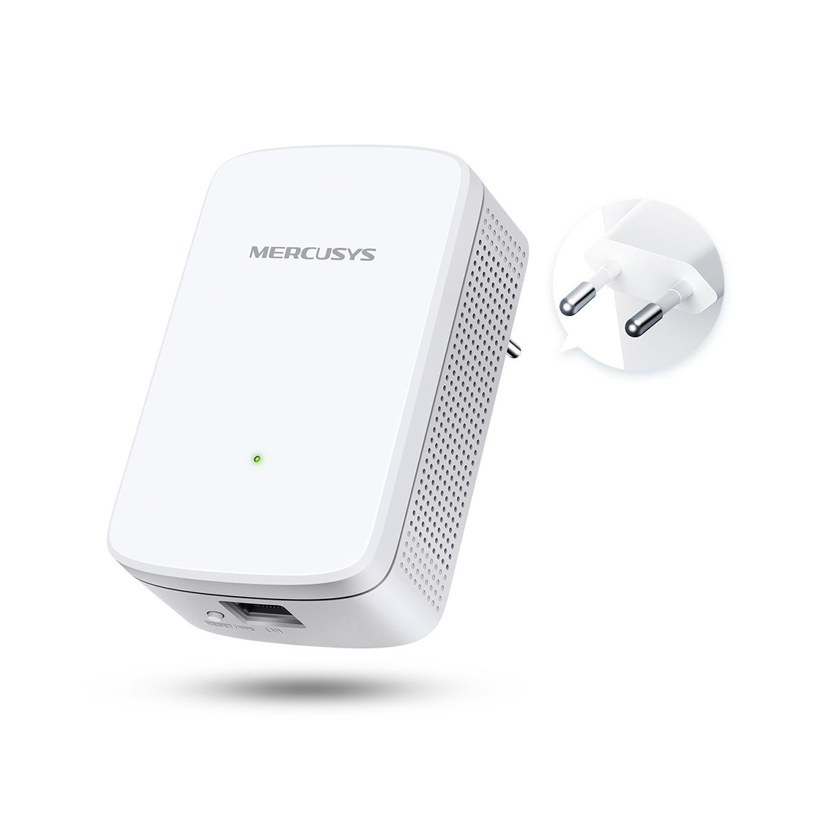 Mercusys ME10 300 Mbps Wi-Fi Range Extender - ME10