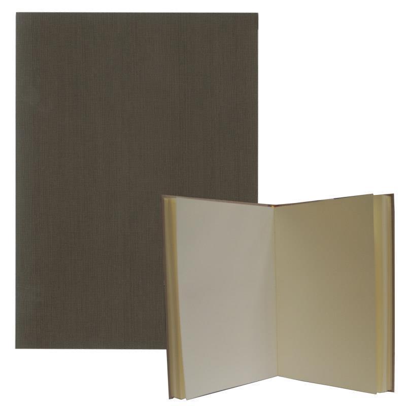 Νext βιβλίο εντυπώσεων καφέ , Α4 portrait, 80 σαμουά φύλλα 120γρ.