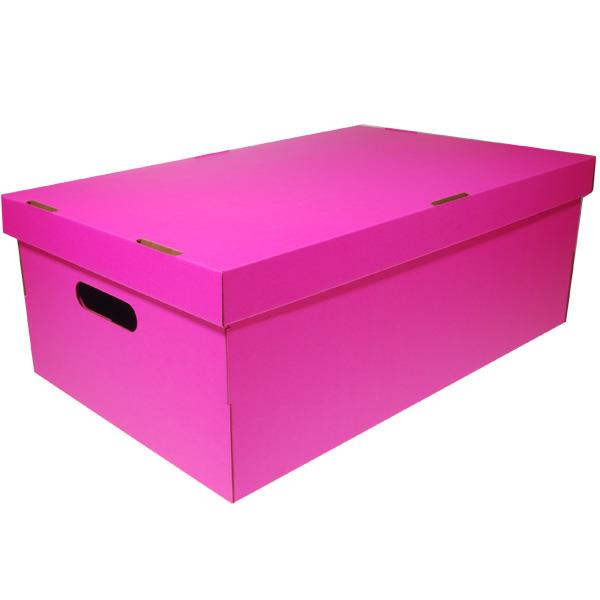 Νext κουτί colors φουξ Α3 Υ19x50x31εκ.