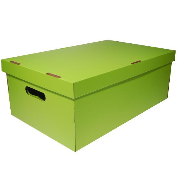Νext κουτί colors λαχανί Α3 Υ19x50x31εκ.