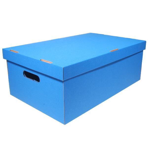 Νext κουτί nomad μπλε Α3 Υ19x50x31εκ.