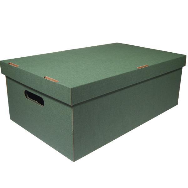 Νext κουτί nomad πράσινο Α3 Υ19x50x31εκ.