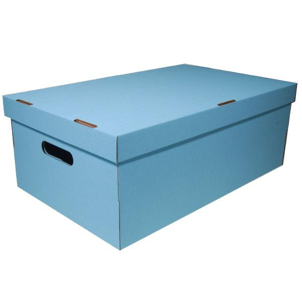 Νext κουτί nomad γαλάζιο Α3 Υ19x50x31εκ.