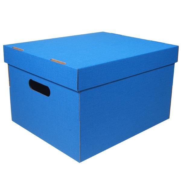 Νext κουτί nomad μπλε Α4 Υ19x30x25,5εκ.