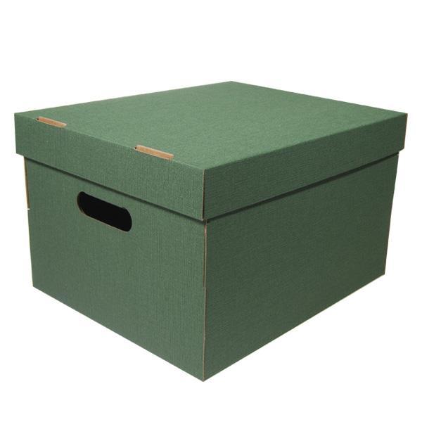 Νext κουτί nomad πράσινο Α4 Υ19x30x25,5εκ.