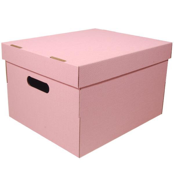 Νext κουτί nomad ροζ Α4 Υ19x30x25,5εκ.