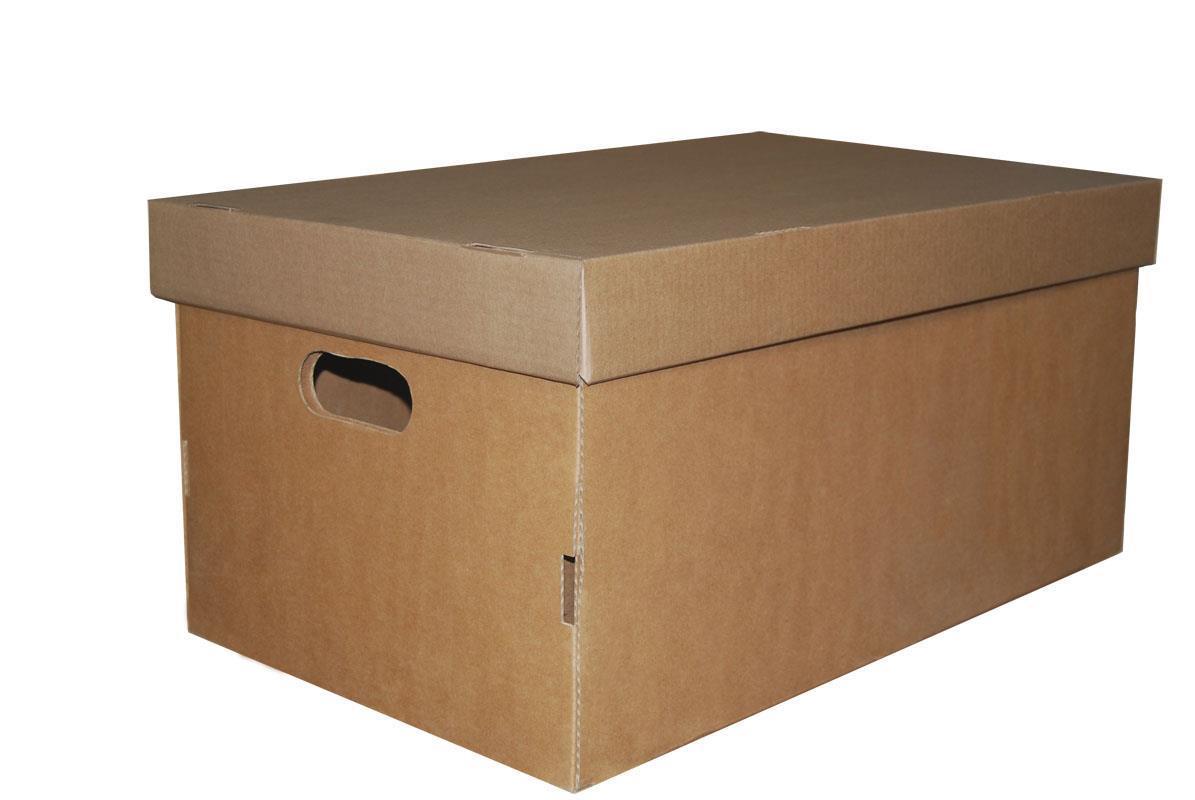 Next big box καφέ Υ31x66x40εκ.