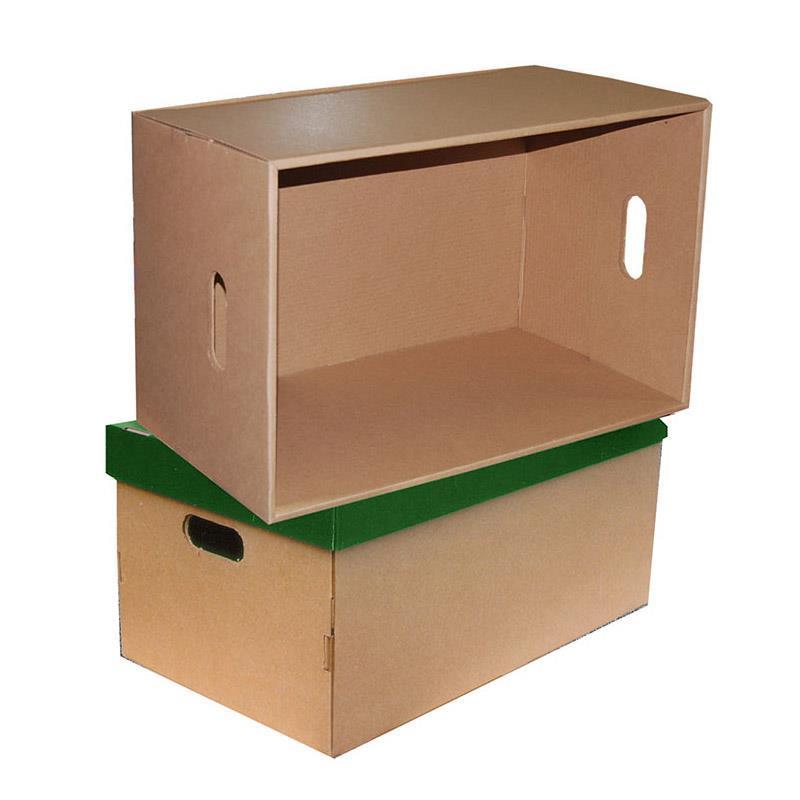 Νext big box πράσινο καπάκι Υ31x66x40εκ