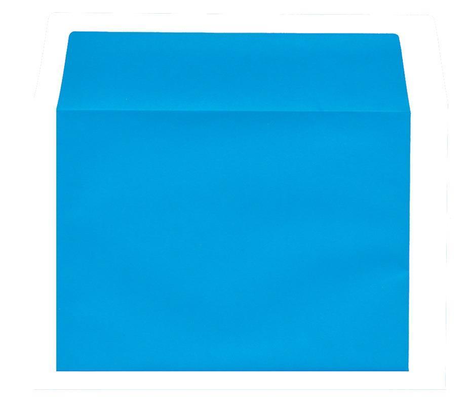 Φάκελος πολυτ. 200γρ. μπλε 17x17εκ. 20τμχ