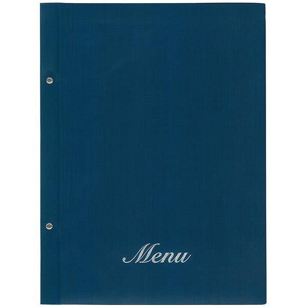 Next μενού εστιατορίου μπλε 24x32εκ. fabric
