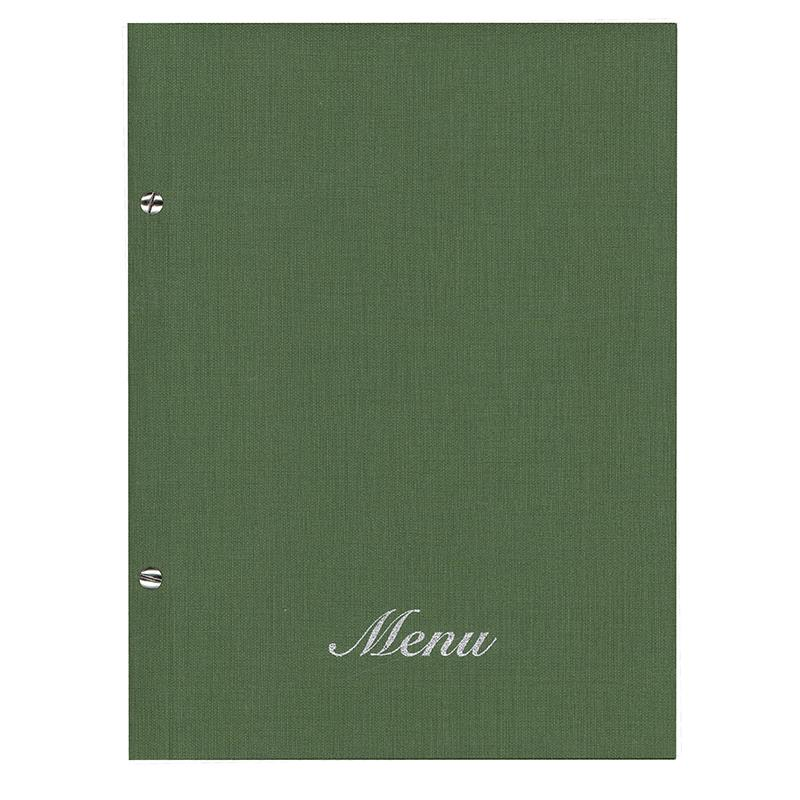 Next μενού εστιατορίου nomad πράσινο 24x32εκ.