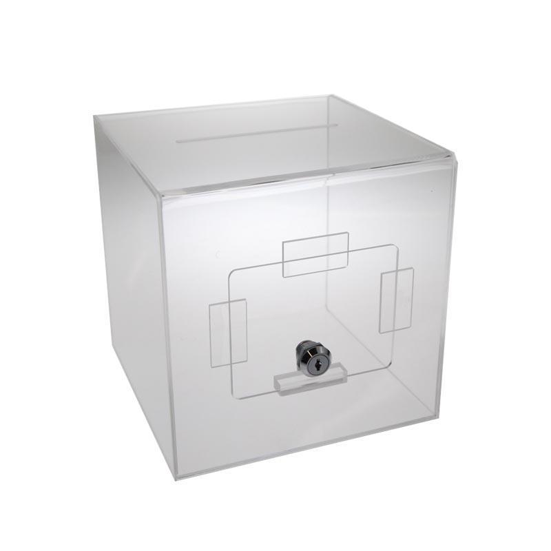 Κύβος ακρυλικός 20,5x20.5x20.5εκ.