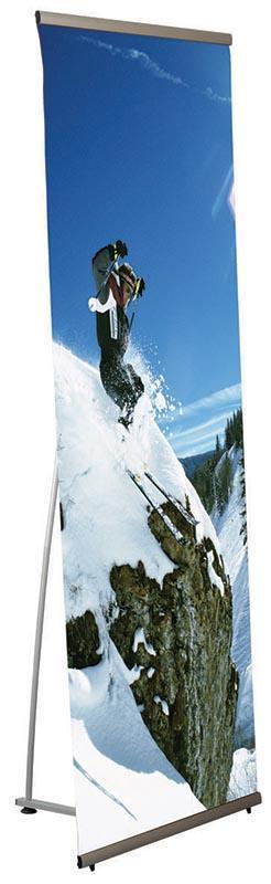 Quick banner μιας όψης 60x200εκ.
