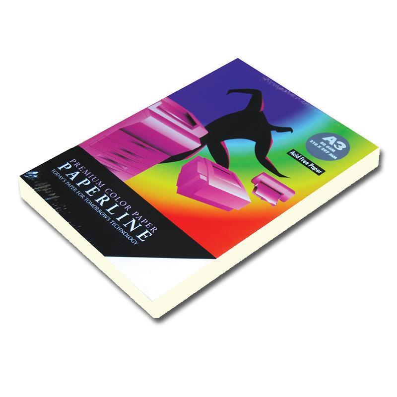 Paperline χαρτί φωτοαντ. σαμουά Α3, 80γρ. 500φ.