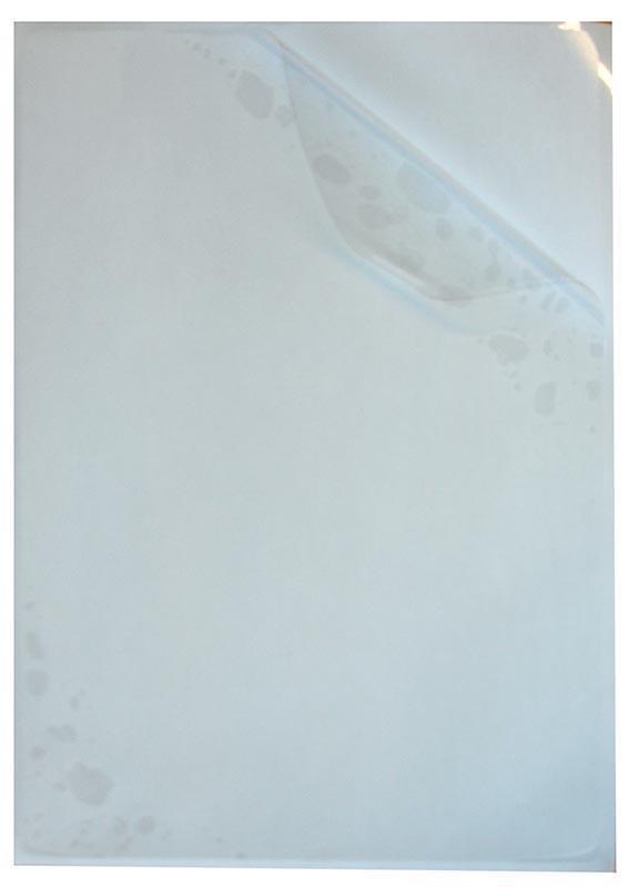 Markin ετικέτες αυτοκόλ. πλαστ. διάφανες 210x297mm 1/φ 50φ Α4
