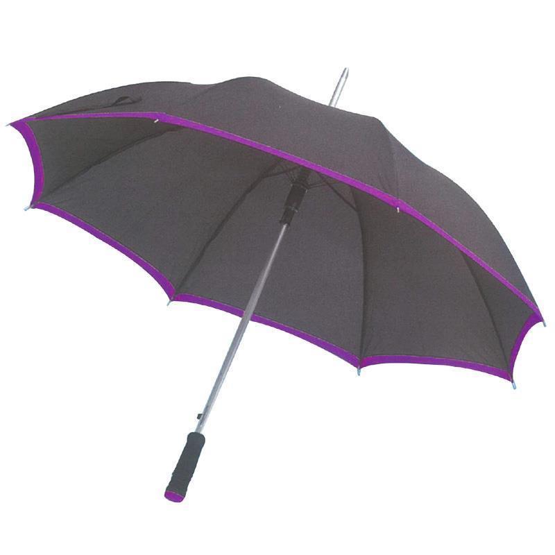 Ομπρέλα αυτόματη μωβ Ø105x83.5εκ.