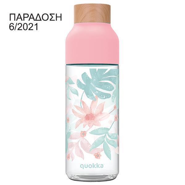 "Quokka μπουκάλι νερού ""Tropical Garden 720ml"