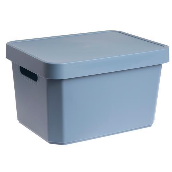 Cyclops cave κουτί μπλε 17lt Υ21,5x36x27,5εκ.