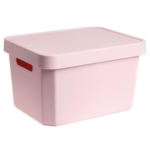 Cyclops cave κουτί ροζ 17lt Υ21,5x36x27,5εκ.