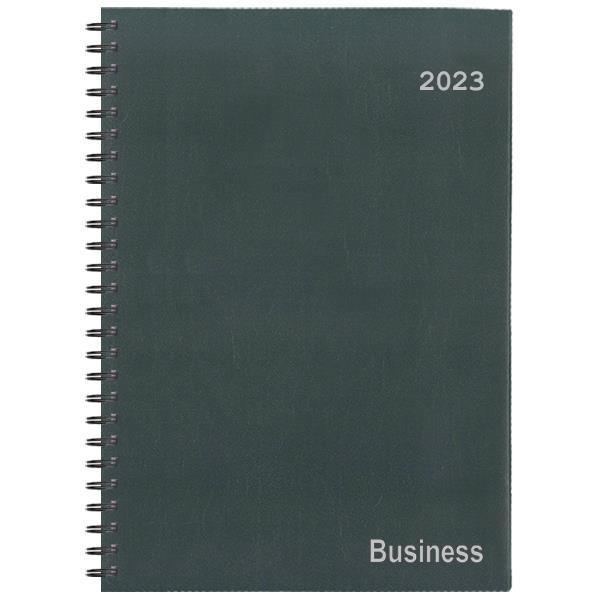 Next ημερολόγιο 2022 business xxl ημερήσιο σπιράλ γκρι 24x34εκ.