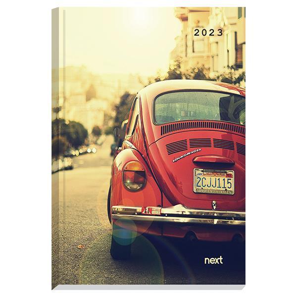 Next ημερολόγιο 2022 Gallery ημερήσιο δετό 12x17εκ, Σκαραβαίος