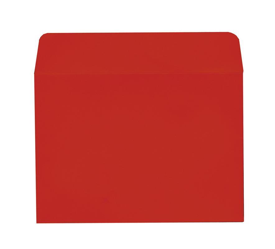 Φάκελος πολυτ. 200γρ. κόκκινο 13x18εκ. 20τμχ