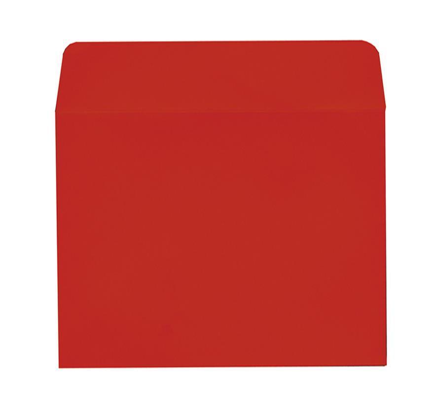 Φάκελος πολυτ. 200γρ. κόκκινο 17x17εκ. 20τμχ