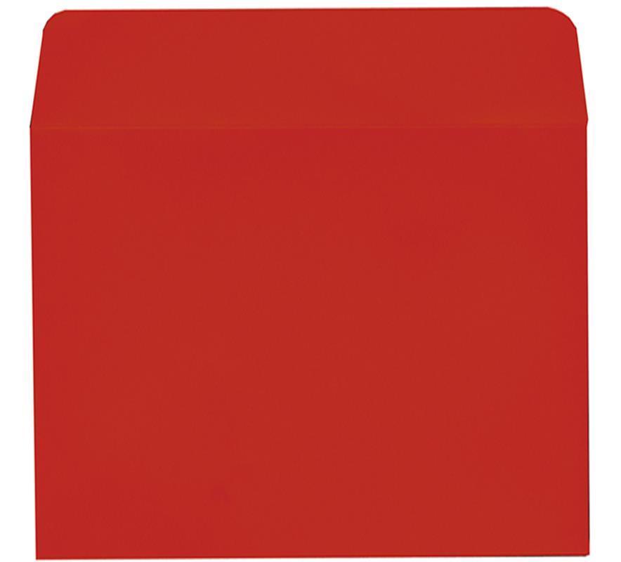 Φάκελος πολυτ. 200γρ. κόκκινο 20x20εκ. 20τμχ