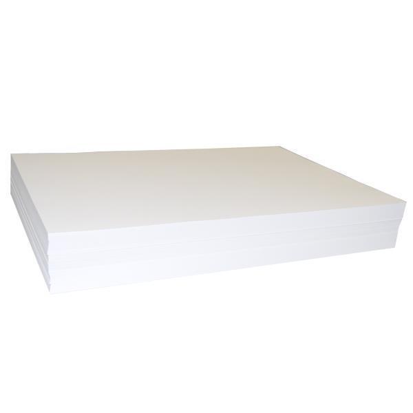 Χαρτί ιλουστρ. 30,5χ43εκ 300γρ 500φυλλα