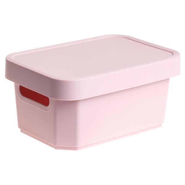 Cyclops cave κουτί ροζ 4,5lt Υ12,5x26,3x18,3εκ.