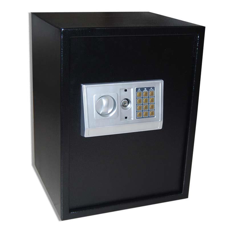 Χρηματοκιβώτιο με συνδυασμό - κλειδί Υ50x38x35εκ.
