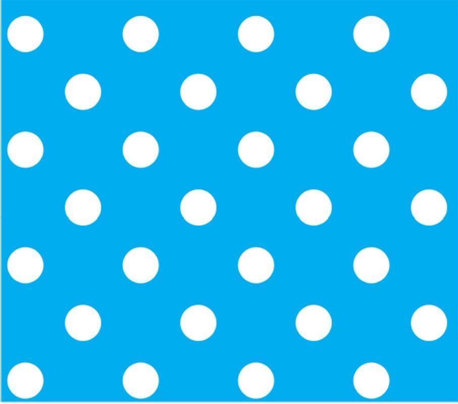 """Χαρτόνι """"πουά"""" μπλε 50x70εκ. 250γρ."""