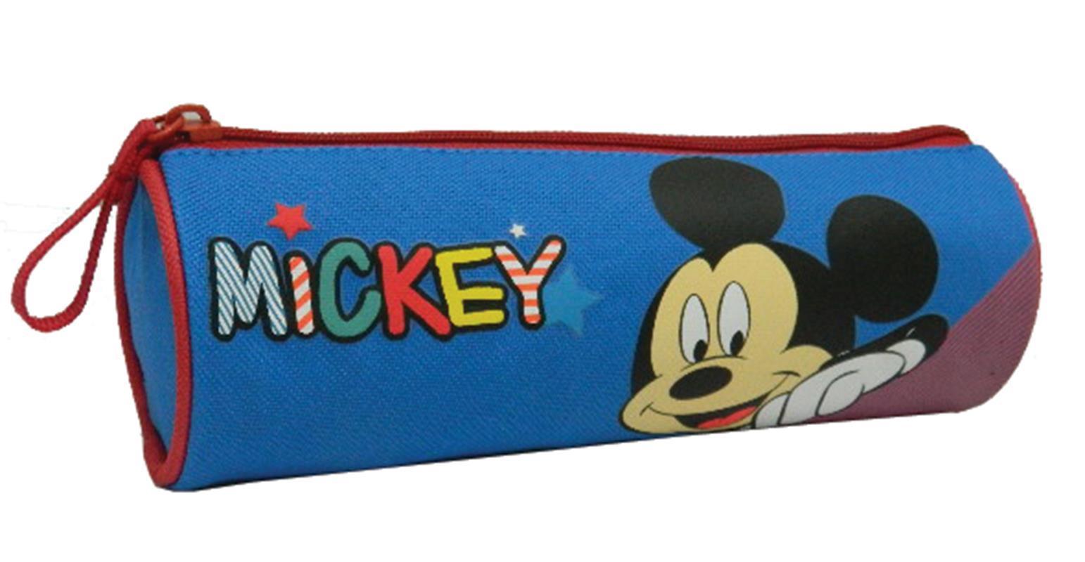 Bagtrotter κασετίνα βαρελάκι Mickey 22x7εκ.