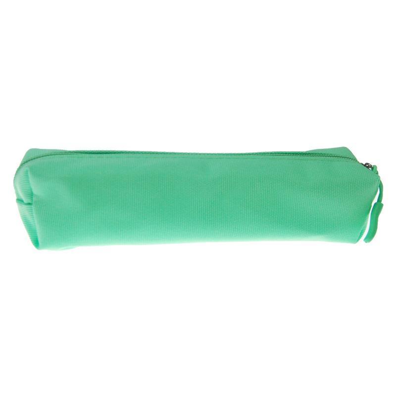 Κασετίνα απο πολυέστερ πράσινο 19x4,5εκ.