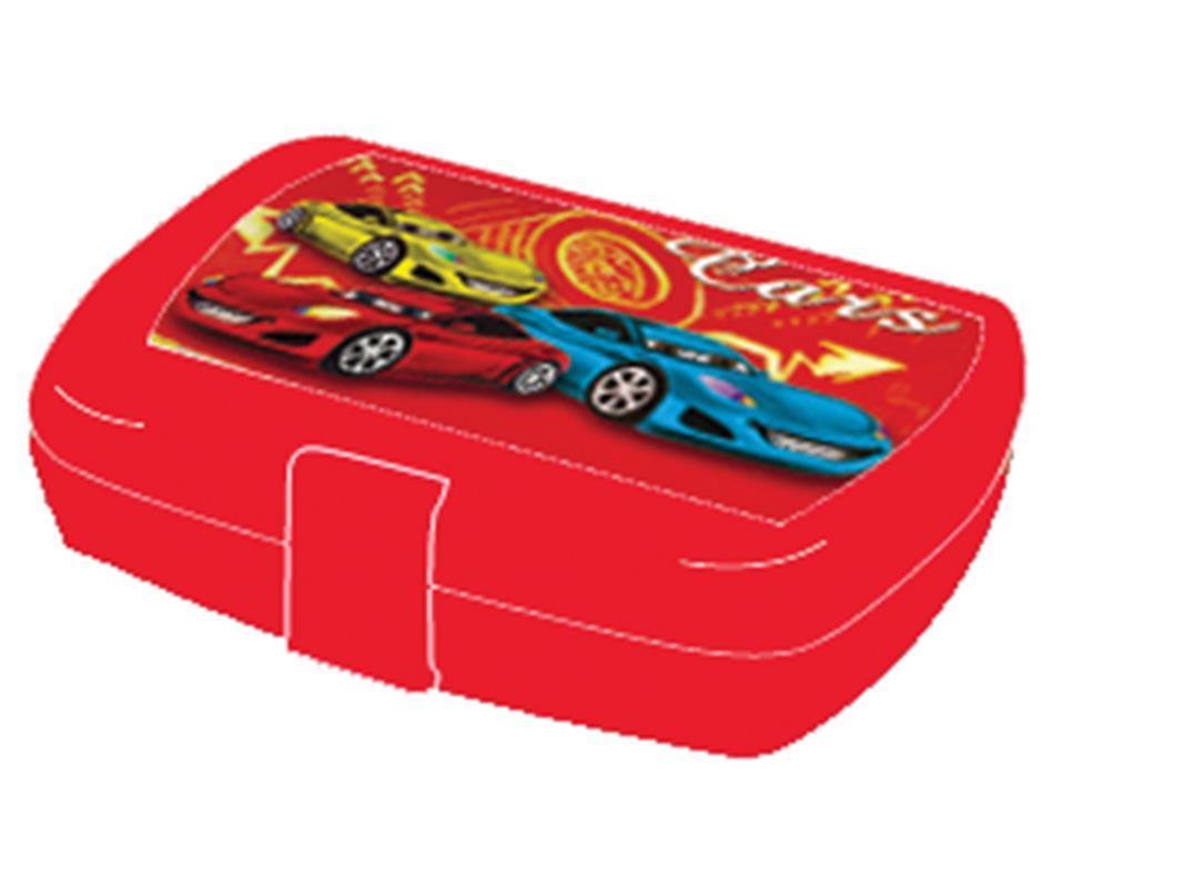 Κουτί φαγητού Cars 15x10x4εκ.