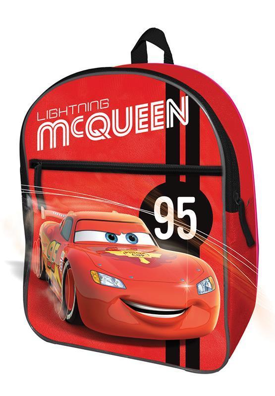 Bagtrotter τσάντα φαγητού Cars 25x22x10εκ.