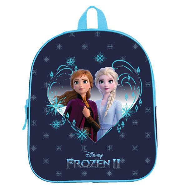 "Bagtrotter τσάντα νηπίου πλάτης ""Frozen II"" με 1 θήκη Υ31,5x25x11εκ."