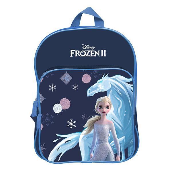 "Bagtrotter τσάντα νηπίου πλάτης ""Frozen II"" με 2 θήκες Υ31x23x8εκ."