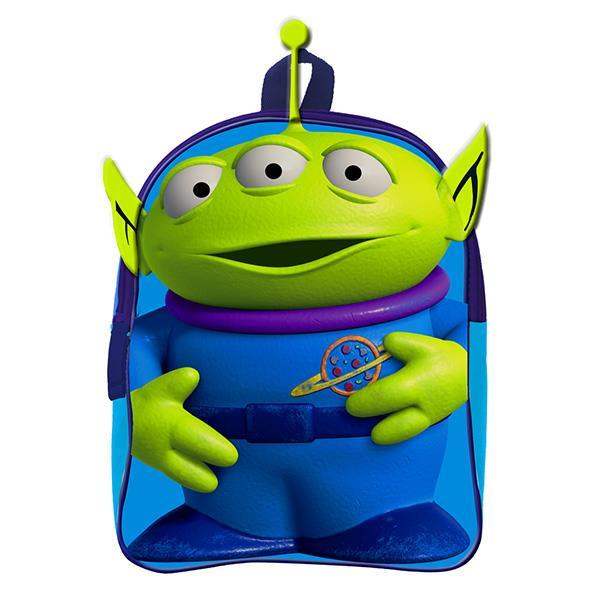 "Bagtrotter τσάντα πλάτης 3D ""Toy Story"" με 1 θήκη Υ31x25x11εκ."