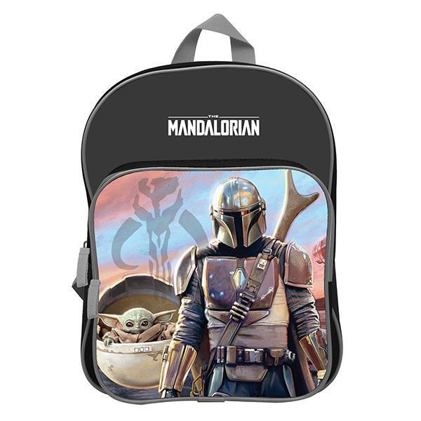 "Bagtrotter τσάντα πλάτης ""Star Wars I"" με 2 θήκες Υ31x23x8εκ."