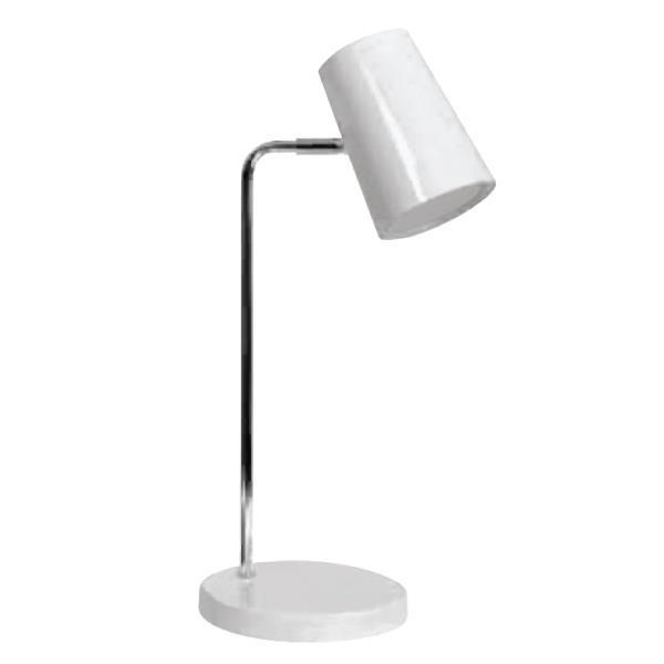 Φωτιστικό γραφείου LED 6W αφής Y34,5x15,5x15,5εκ. λευκό