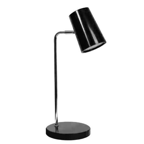 Φωτιστικό γραφείου LED 6W αφής Y34,5x15,5x15,5εκ. Μαύρο