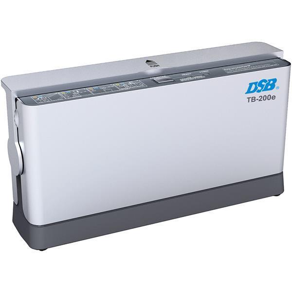 Dsb μηχανή θερμοκόλλησης TB200E 374x95x197mm.