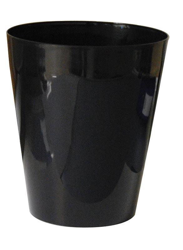 Ark καλάθι πλαστικό 10lt μαύρο 29x25εκ.